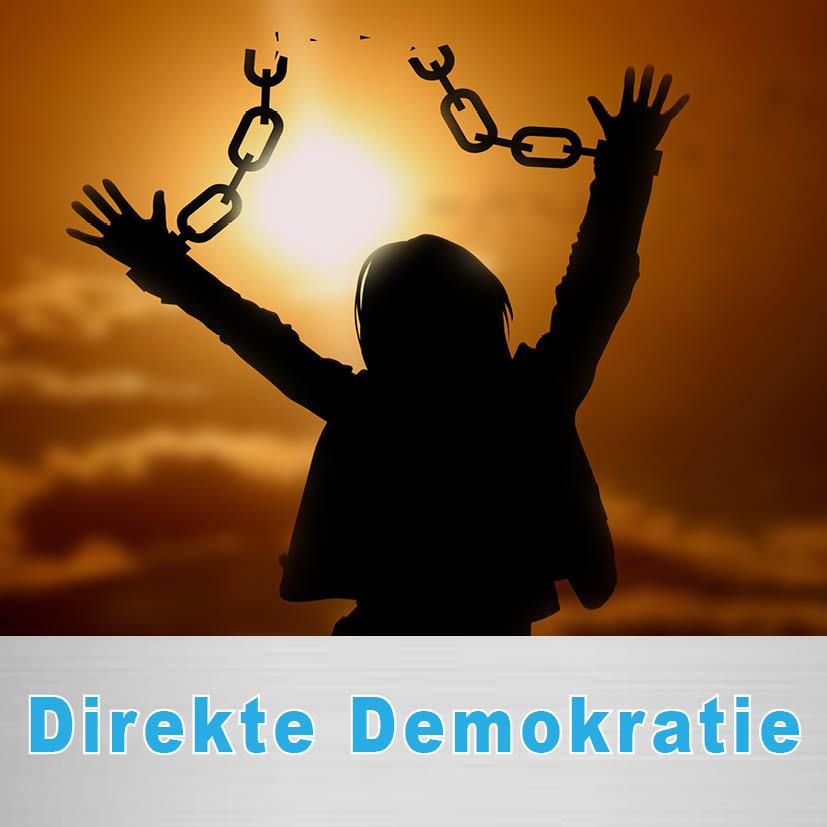 Politischer Schwerpunkt Direkte Demokratie