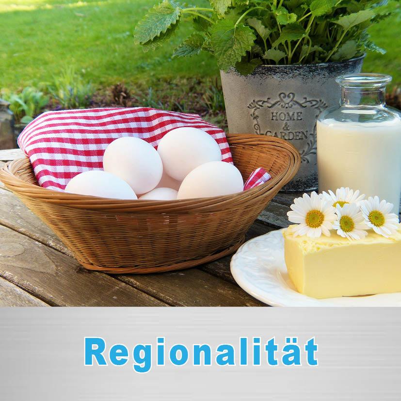 Politischer Schwerpunkt Regionalität