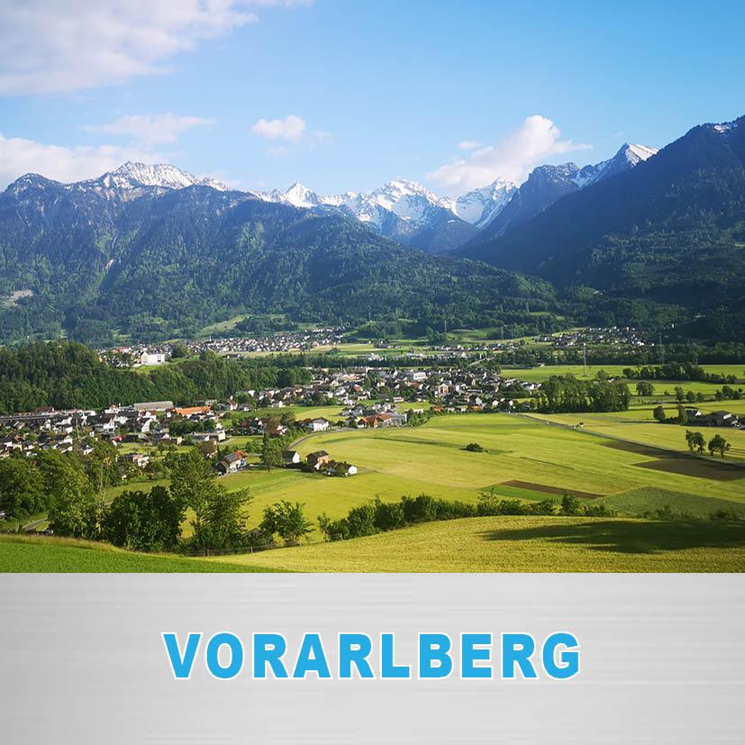 Landesparteien Vorarlberg