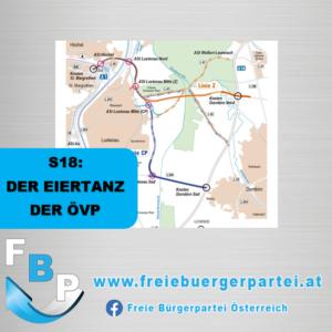 S18 – DER EIERTANZ DER ÖVP