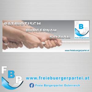 FREIE BÜRGERPARTEI – Die Bundespartei der Zukunft!